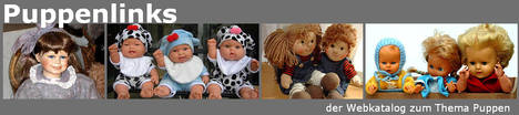 Puppenlinks  der Webkatalog zu Puppen: tragen Sie Ihre Puppenseite ein